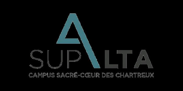 Relation client à distance et digitalisation - Logo Supalta